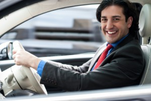 Shuttle service - with a smile!