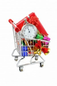 There's still time to finish your Christmas shopping in Burleson ... after your auto repair!