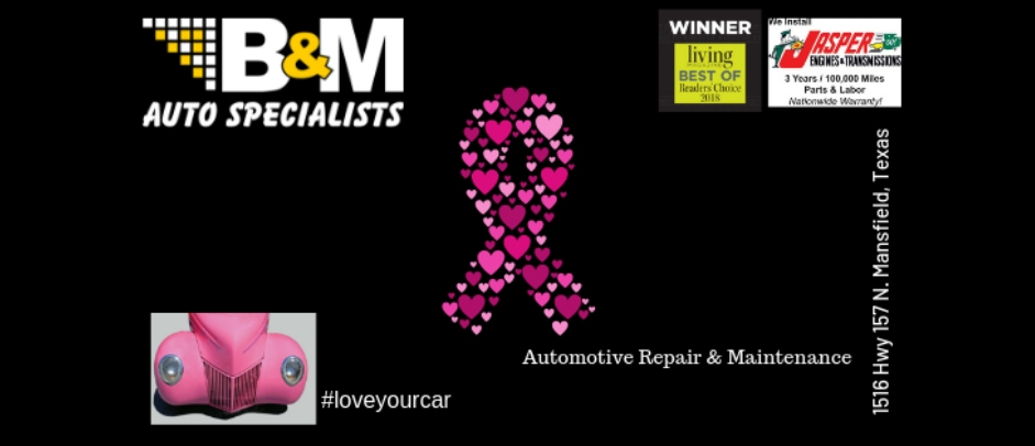 """B&M Auto Specialists earned the Angie's list """"2015 Super Service Award"""". This is the highest honor given annually to the top 5% of qualifying businesses on ..."""