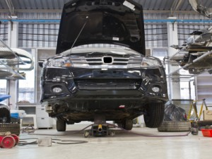 Choose the top ranked auto repair shop in Mansfield!